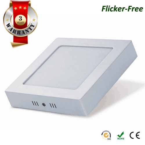 Ceiling Light Is Flickering: Cheap Square 15W 24W Ultraslim LED Panel Light 300x300