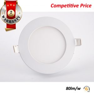 led-silm-panel-round-recessed-performance-series