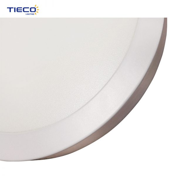 round led panel surface