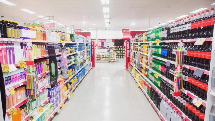 Supermarket lighting guide-TIECO
