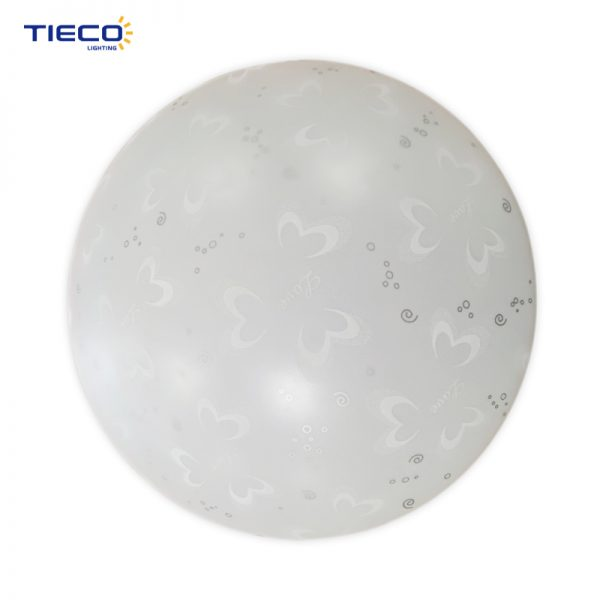 round led ceiling light