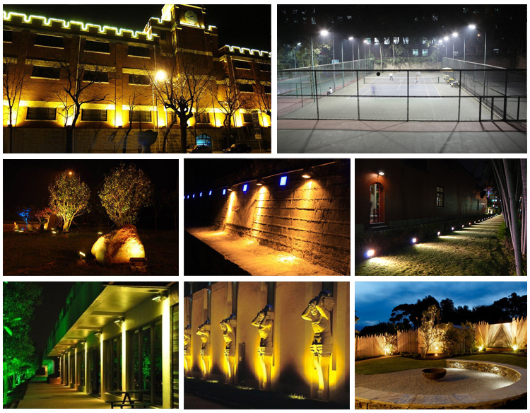 SMD LED Flood Lighting for Sport Field-TIECO