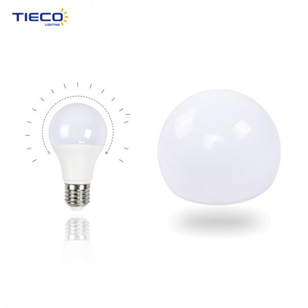 led bulb lampshade
